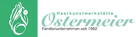 Logo Haarkunstwerkstätte Ostermeier